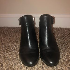 Michael Kors Black Ankle Booties - Size 7 1/2